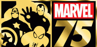 marvel 75 logo